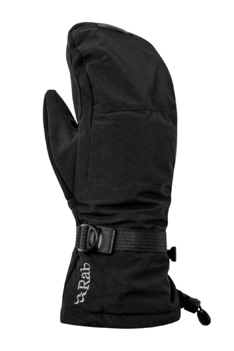 Rab Mens Storm Mitt - Waterproof - Warm - Fleece Lined